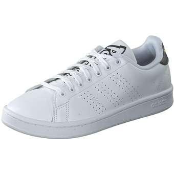 Adidas Advantage Sneaker weiß für 29,05€ (Schuhcenter)