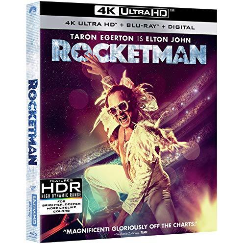 Rocketman (4K Blu-ray) für 14,85€ (Amazon.com)