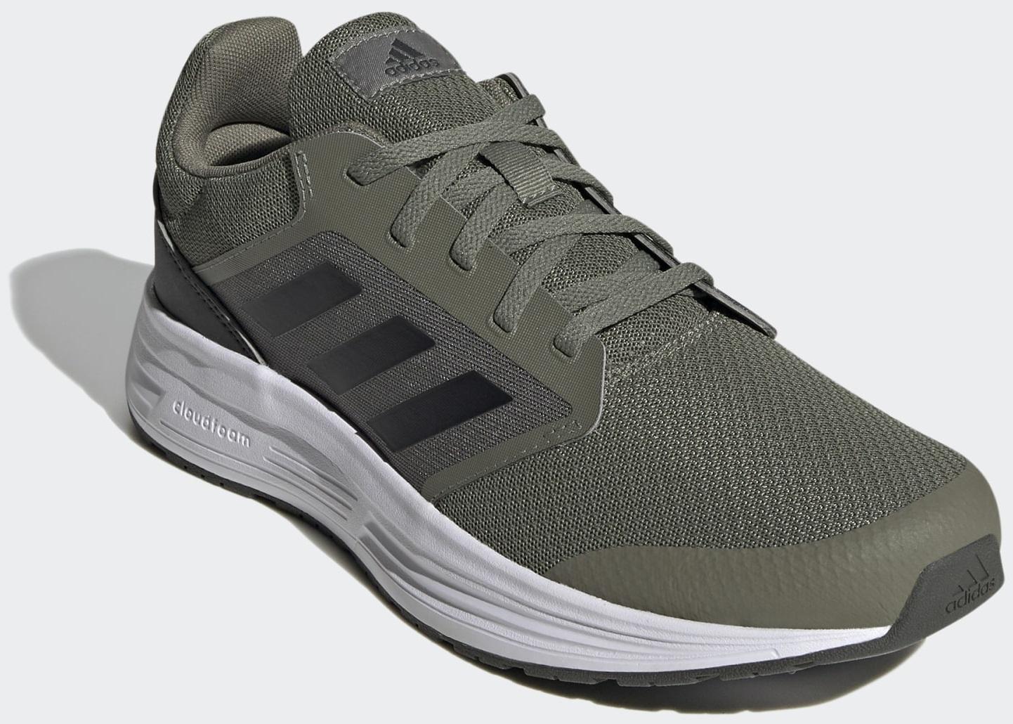 adidas Schuh Galaxy V grün (Größen 41 1/3 bis 47 1/3)
