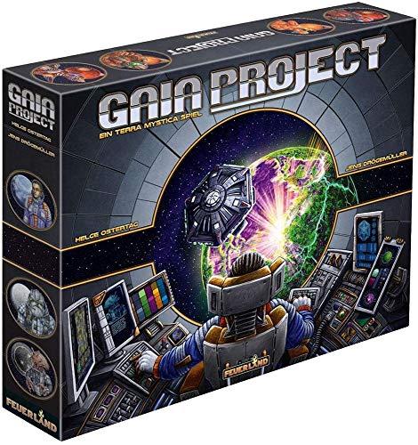 Gaia Project - Kenner Spiel - Gesellschaftsspiel
