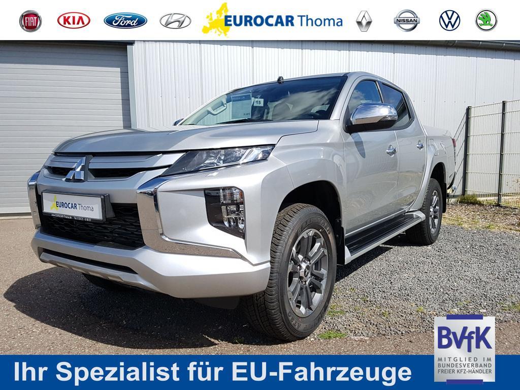 Autokauf: Mitsubishi L200 Plus 2.2 AWD AT als EU-Neuwagen