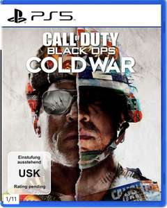 [OTTO Neukunden + CB] Call of Duty: Black Ops Cold War (PS5 - Disc Version)