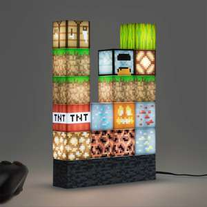 [Zavvi] 20% Rabatt auf Minecraft Block Building Light