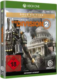 Tom Clancy's The Division 2 - Gold Edition - [Xbox One - Disk] [Amazon]