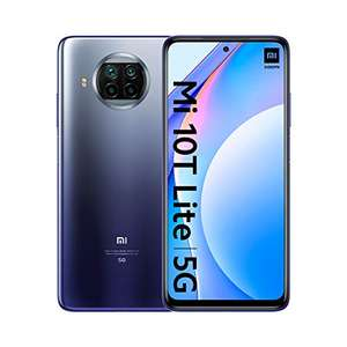 "[Amazon.it] Xiaomi Mi 10T Lite - Smartphone 6+64GB, 6,67"" FHD+ DotDisplay, Snapdragon 750G, 64MP AI Quad Camera, 4820mAh, Atlantic Blue"
