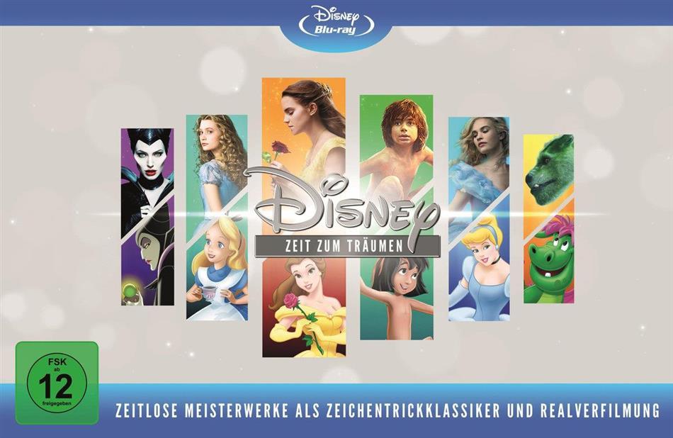 Disneys zeitlose Meisterwerke - Limited Edition (12 Blu-rays) (CeDe)