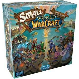 Small World of Warcraft - Brettspiel