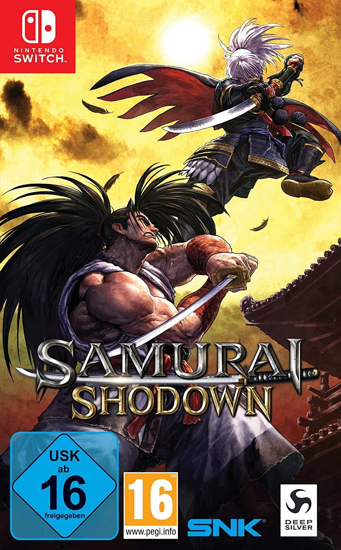 Samurai Shodown (NintendoSwitch) [Amazon Prime]
