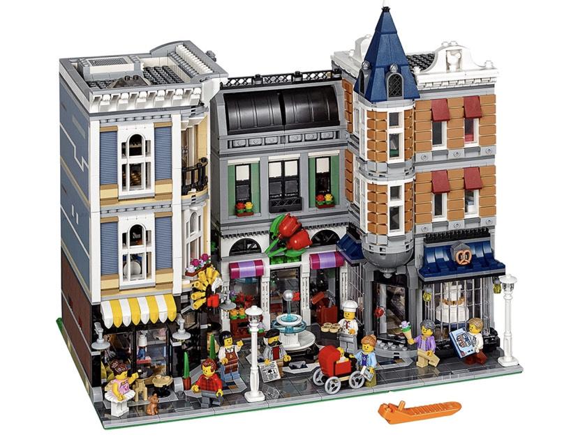LEGO 10255 Stadtleben - Creator Expert