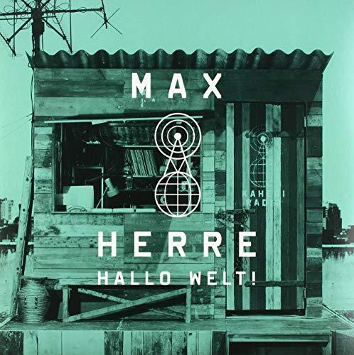 Max Herre - Hallo Welt! (Ltd. 2 LP Mintgrün & Weiß) (Vinyl LP)