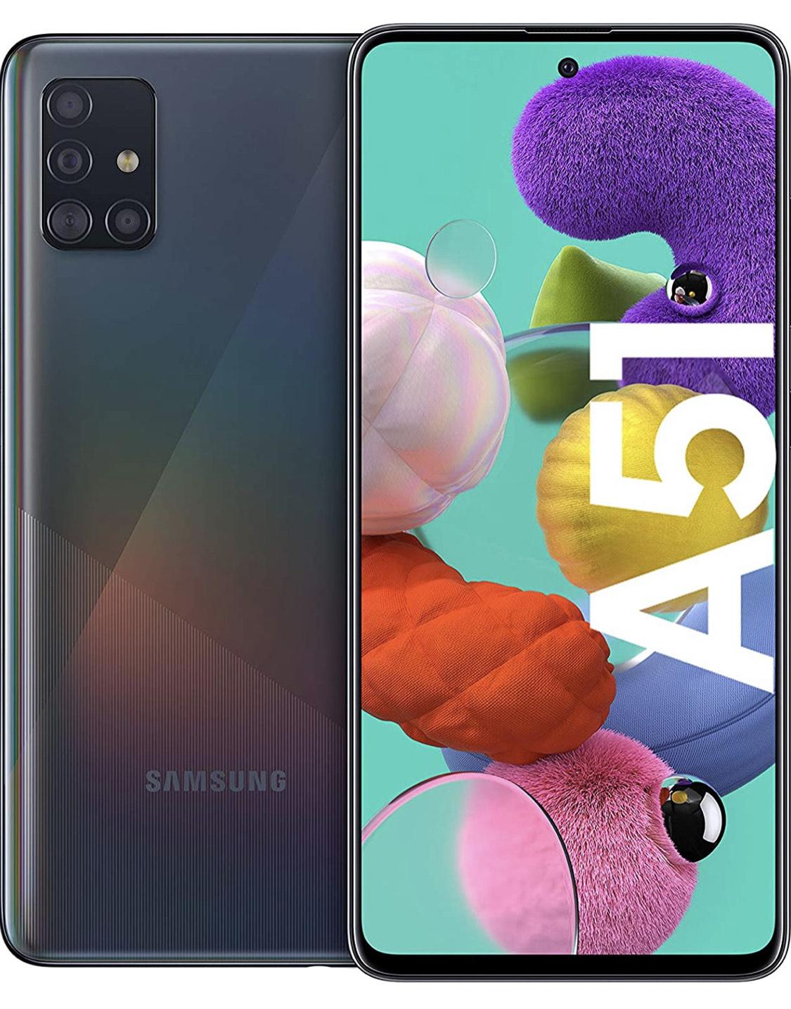 Samsung Galaxy A51 f. 219€ inkl. Versand bei Amazon