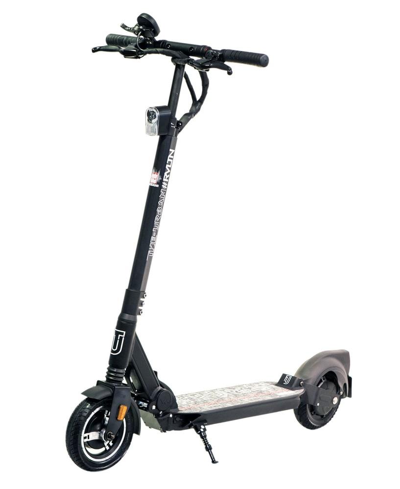 (Expert) THE-URBAN #RVLTN E-Scooter mit Straßenzulassung (20 km Reichweite, 20 kmh max. Geschwindigkeit, 14 kg))