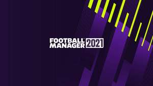 Football Manager 2021 + Early Access EU Steam CD Key
