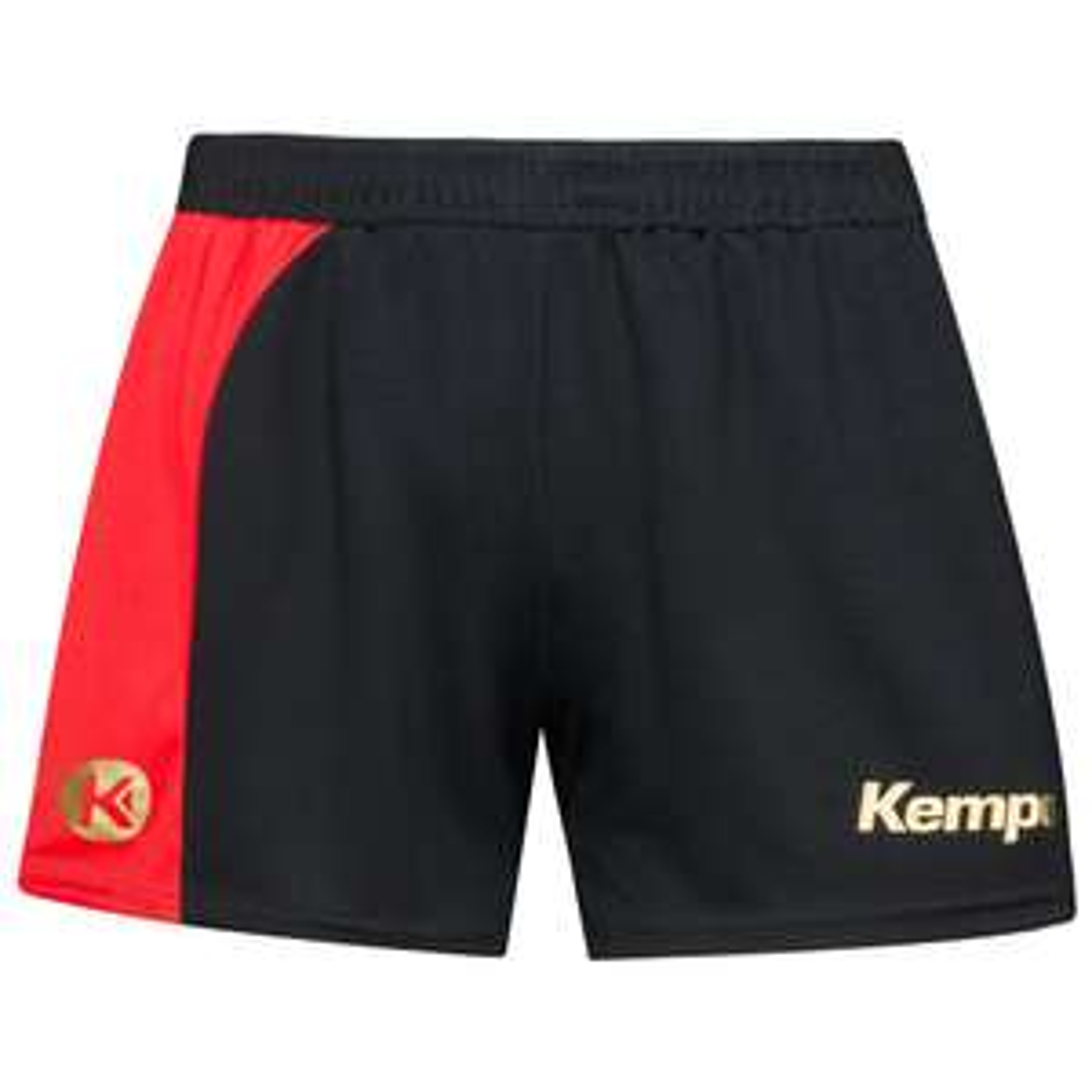 Kempa DHB Deutschland Damen Handball-Shorts für 6,66€ + 3,95€ VSK (3 Varianten verfügbar) [SportSpar]