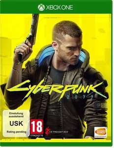 Cyberpunk 2077 Day One Edition inkl. Series X Upgrade (Xbox One)