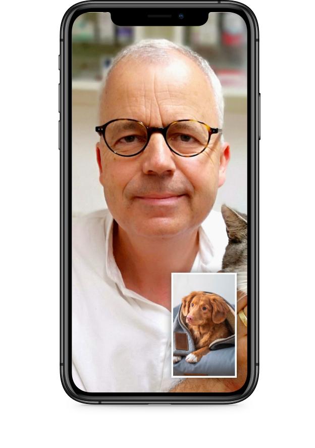 Tierarzt Flatrate - 1 Jahr für 60€ für ein Tier / Telefonsprechstunde