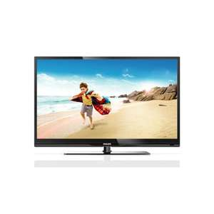 (Saturn Late Night Shopping) Philips 46PFL3807K 117 cm (46 Zoll) LED-Backlight DVB-C/-T/-S, CI+, Smart TV