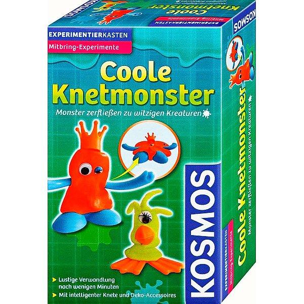 Coole Knetmonster von KOSMOS für 3,99 Euro und weitere Angebote versandkostenfrei [Jokers / Weltbild]