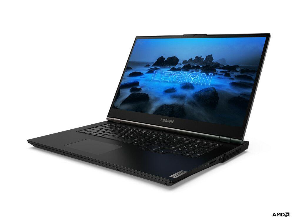 Lenovo Legion 5 17ARH05H 17,3 Zoll FHD IPS matt 144Hz, R7 4800H, 512GB SSD, RTX2060, 2% Shoop