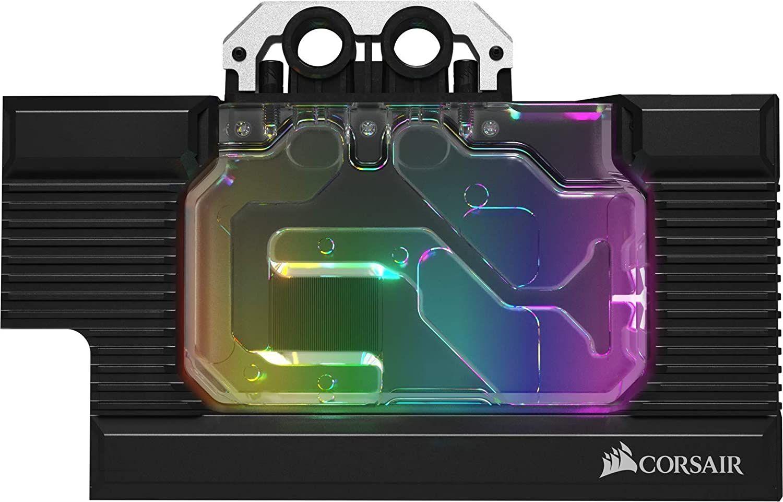 Corsair Hydro X Series, XG7 RGB 20-SERIES GPU-Wasserkühler für NVIDIA GeForce 2070 Founders [Amazon]
