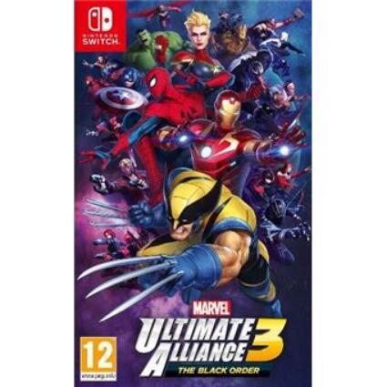 Marvel: Ultimate Alliance 3 - The Black Order (Switch) für 36,98€ inkl. Versand (Fnac.es)
