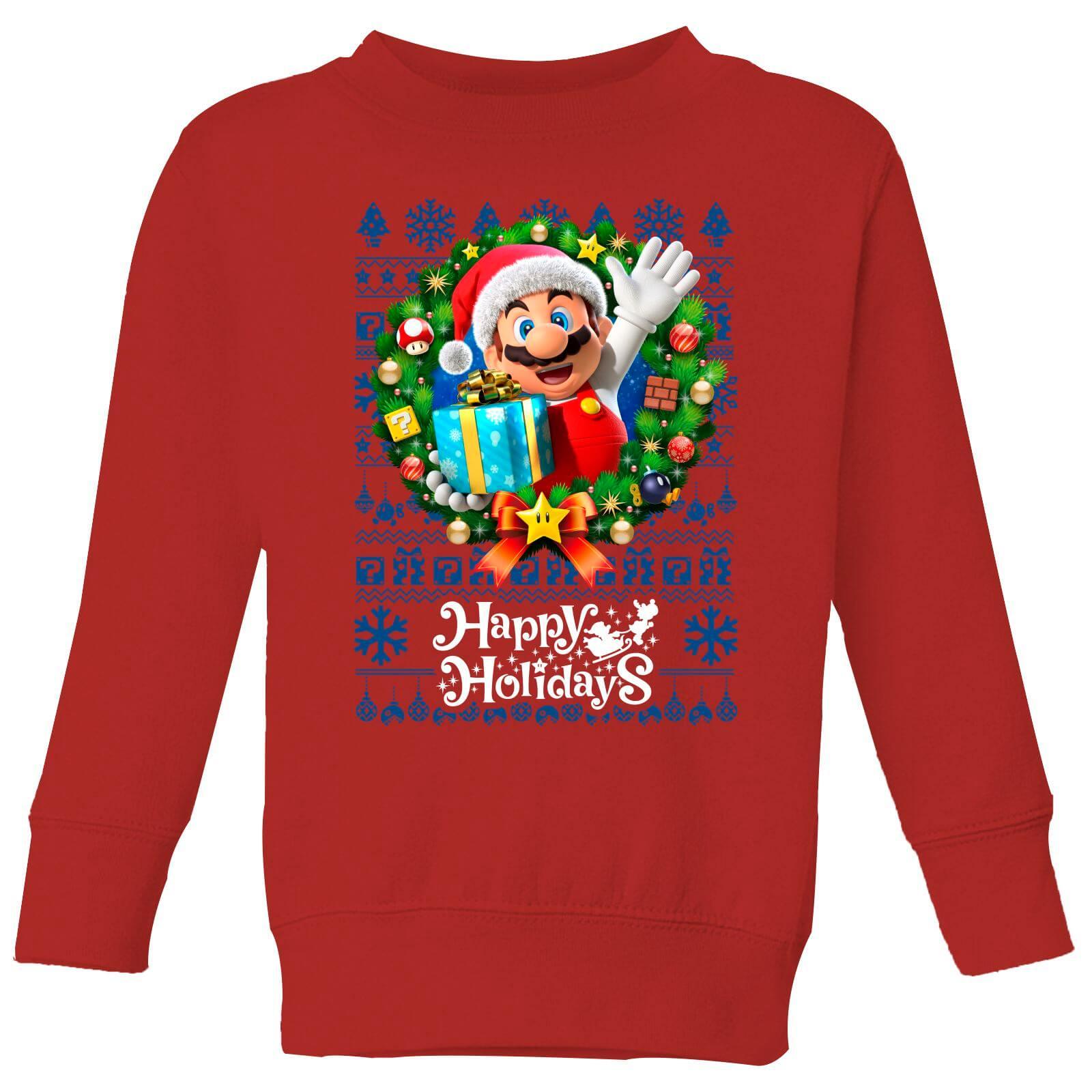 Bundle: 2 Kinder Weihnachtspullis (3-12 Jahre, Auswahl aus 168 Motiven) für 22,22€ / 2 Pullover für Erwachsene für 42€ + je 1,49€ Versand