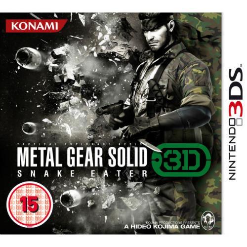 Nintendo 3DS - Metal Gear Solid - Snake Eater 3D für €15,62 [@TheHut.com]