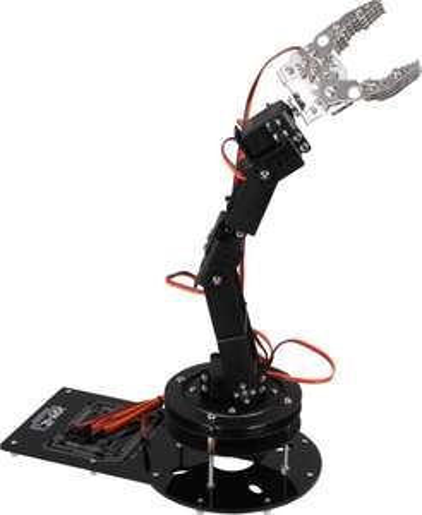 Black Week bei reichelt - Tag 1: z.B. Grab-it Roboterarm - 149€ | Creality3D Ender 3 V2 - 199€