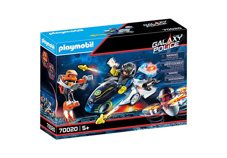 Playmobil Galaxy Police-Bike (70020) für 15,95€ inkl. Versand (Duo-Shop)