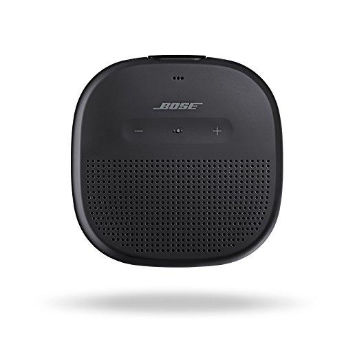 [Amazon.es] Bose SoundLink Micro, tragbarer Outdoor - Lautsprecher, (kabellose Bluetooth-Verbindung), Schwarz