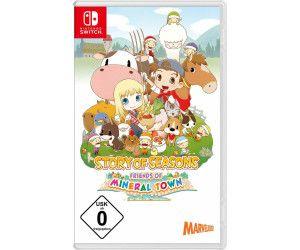 Story of Seasons: Friends of Mineral Town (Nintendo Switch) [Saturn & Mediamarkt Abholung]