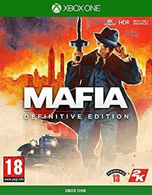 Mafia: Definitive Edition (Xbox One & PS4) [Amazon.fr]
