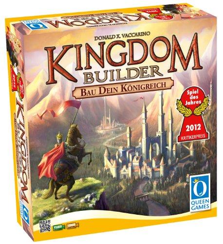 [Blitzangebot amazon] Kingdom Builder - Spiel des Jahres 2012