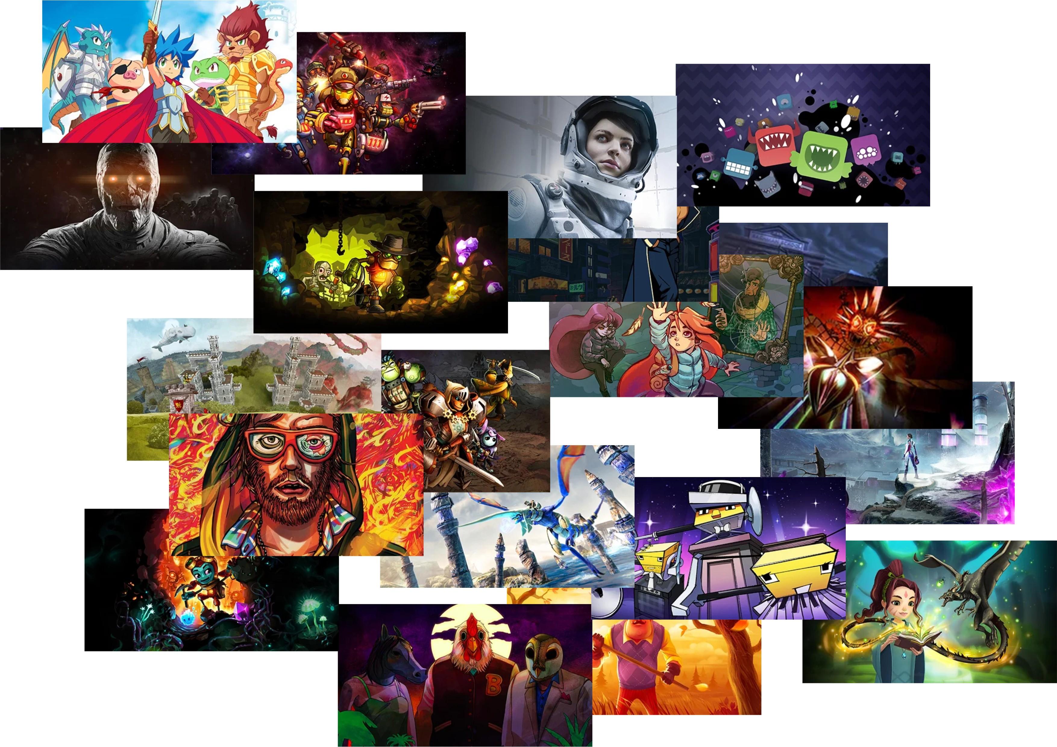 [Google Stadia] Indie Games für -50% u.a. mit Monster Boy and the Cursed Kingdom