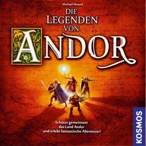 [Amazon Prime] Die Legenden von Andor, Das Grundspiel