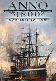 Anno 1800 Complete Editon (Uplay) für 27€ (Gamersgate)