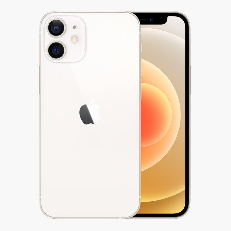 Apple iPhone 12 mini Weiß - 64GB oder bis zu 256GB
