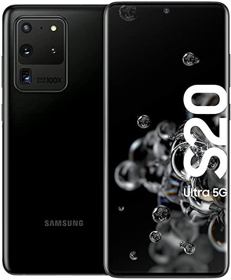 Samsung Galaxy S20 Ultra 5G (128GB) 169€ ZZ mit Vodafone Smart L+ (15GB / 20GB LTE, VoLTE, WLAN Call) für mtl. 34,91€