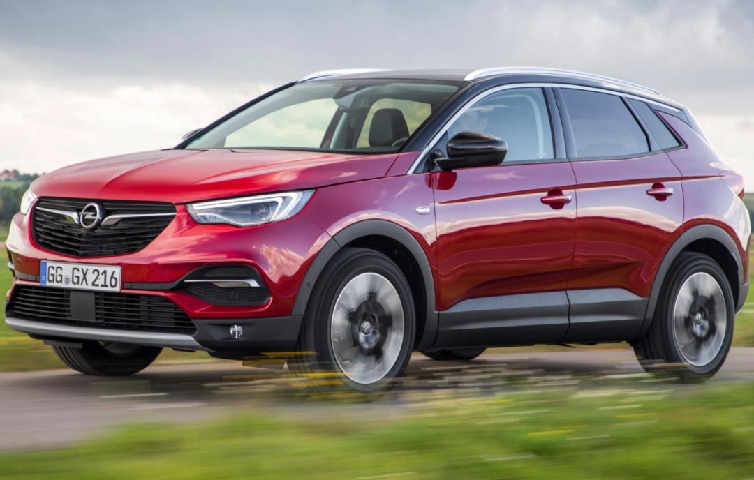 Privatleasing: Opel Grandland X Hybrid / 224 PS für 116€ (eff 143€ inkl. Haustürlieferung) monatlich - LF:0,27