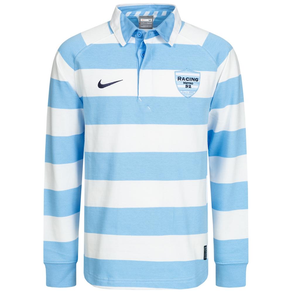 """NIKE Kinder Sweatshirt """"Supporter Rugby-Style"""" für 8,99€ + 3,95€ VSK (100% Baumwolle, Größe 152-158) [SportSpar]"""