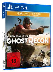 Tom Clancy's Ghost Recon Wildlands Year 2 Gold Edition Ps4 Playstation 4 (Abholung 9,69€ oder mit Versand 14,69€)