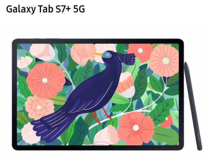 Samsung Galaxy Tab S7+ 5G sehr günstig in verschiedenen Verträgen, z.B. Telekom MagentaMobil M Young MagentaEins 963,80€ vs. Idealo 1107,48€
