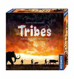 Tribes (Spiel) Aufbruch der Menschheit. Für 2-4 Spieler. Spieldauer: 45 Min [Bücher.de]