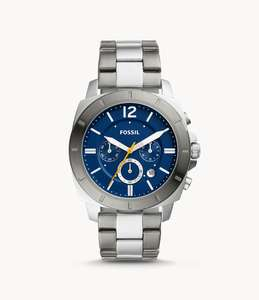 FOSSIL Chronograph Privateer BQ2464 45mm 5ATM