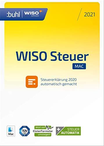 [Amazon] Wiso Steuer-Mac 2021 für Steuerjahr 2020