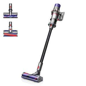 [Dyson GmbH] Dyson Cyclone V10 Total Clean Kabelloser Staubsauger (342227-01)
