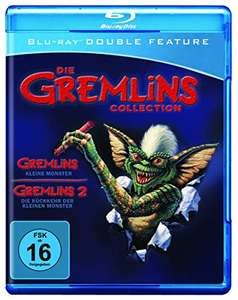 Gremlins 1+2 - Die Collection Blu-ray Amazon Prime
