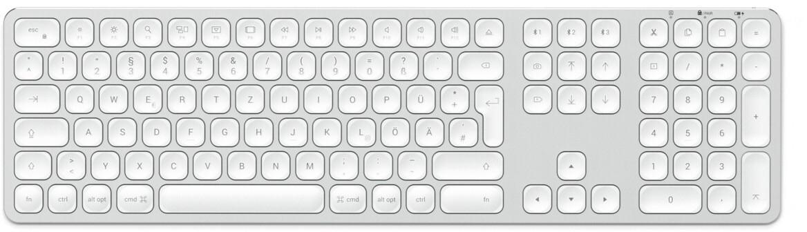 Black Week bei reichelt: z.B. Satechi ST-AMBKS Bluetooth-Tastatur - 41,99€ | XCELL BC-X4000 Ladegerät + 2x Samsung 18650 - 26,04€
