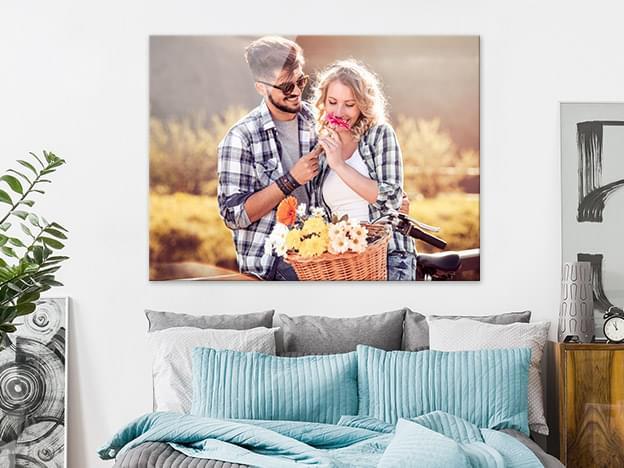 [Lidl Fotos] Foto auf Acrylglas // 40x30 cm für 8,10€ / 60x40 cm für 11,99€ / 80x60 cm für 15,99€ // je + 4,99€ Versand