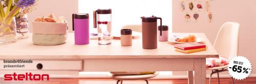 [online] Stelton Design bei Brands4Friends